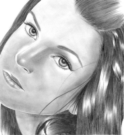 Lindsay Lohan by Patcha